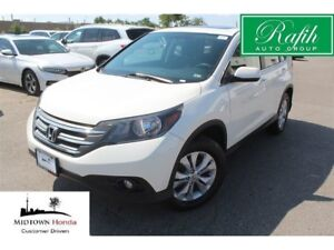 2013 Honda CR-V EX AWD-Excellent service records