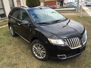 2014 Lincoln MKX LEATHER! PANORAMIC! NAV