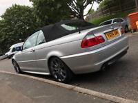 BMW 318Ci M-Sport Convertible