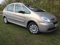 DIESEL - 2007 CITROEN PICASSO - 1 OWNER - SERVICE HISTORY - SUPERB EXAMPLE