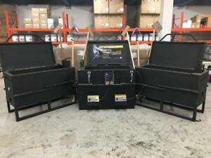*YEAR END SALE FREE SHIPPING* NEW RY30MKPRO RynoWorx 30 Gallon Kettle ASPHALT CRACK FILLER MELTER RYNO WORX Apply