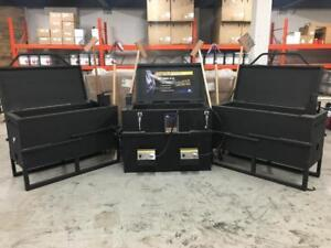 FREE SHIPPING NEW RY30MKPRO RynoWorx 30 Gallon Kettle ASPHALT CRACK FILLER MELTER RYNO WORX Apply