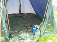 Tent challenger 4