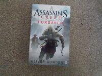 Assassins Creed book Forsaken