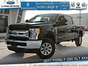 2017 Ford F-250 XLT**4X4*BLUETOOTH*CAMERA*CRUISE*A/C**