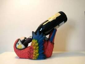 Alator Giftware parrot bottle holder