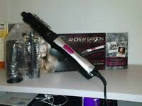 Andrew Barton professional Ionic Airstyler