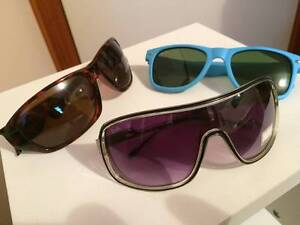 3 x WOMENS SUNGLASSES FOR $100 2X RAY BANS 1 X DIESEL Endeavour Hills Casey Area Preview