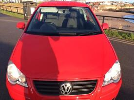 2009 58 Volkswagen polo one owner