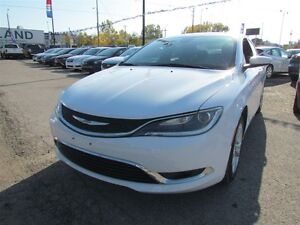 2015 Chrysler 200 Limited   HEATED POWER SEATS London Ontario image 3