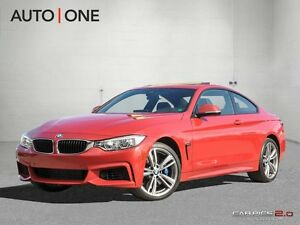 2014 BMW 435i XDRIVE M PERFORMANCE PACKAGE