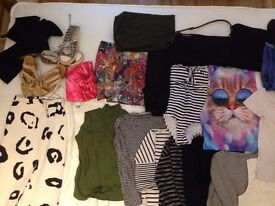 Nice clothes need a new owner!