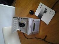 Bush cd/clock/radio alarm