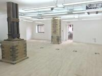 Large Office Space To Let in Clerkenwell | Wooden Floors | 3500sqft Open Plan EC1R