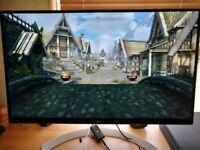 LG 27UD69p-W Ultra HD 4K IPS Freesync Gaming monitor