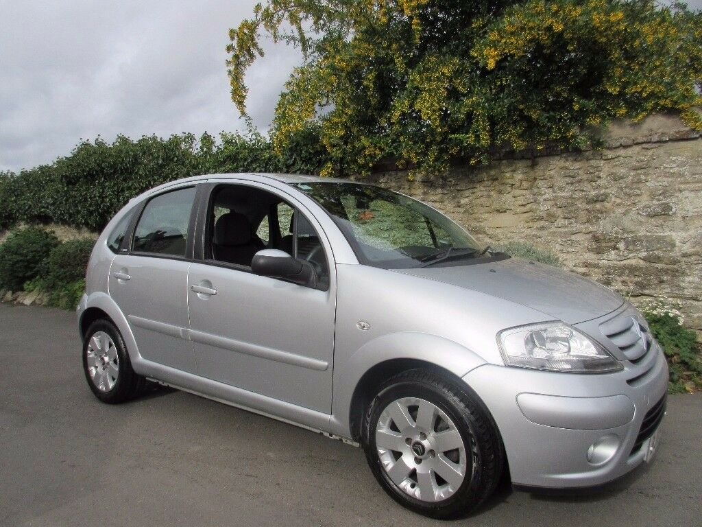 CITROEN C3 1.4i 16V EXCLUSIVE 2009 ONLY 45K MILES FULL SERVICE HISTORY.