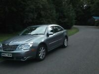 (57) Chrysler Sebring, 4 Door Saloon, Automatic....