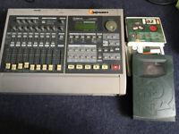 Roland VS880 with jazz Drive and many Jazz Cartridges