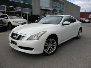 2010 Infiniti G37X AWD CAMERA LEATHER SUNROOF