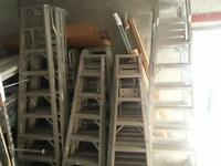 LADDERS-STATIONARY AND WAREHOUSE LADDERS CLOSEOUT