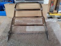 sissy bar rails and luggage rack VL800 + VL400