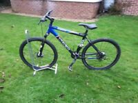 26 inch Trek 4500 Hardtail Mountain bike in Good Working Condition