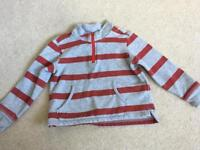 Marks And Spencer 3-4 years zip jumper
