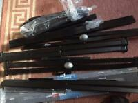 Variety of 3 keyboard stands - no nuts/bolts