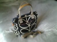 Orla Kiely handbag for sale
