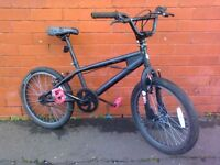 Avigo BMX bike - 360 degree handlebars !
