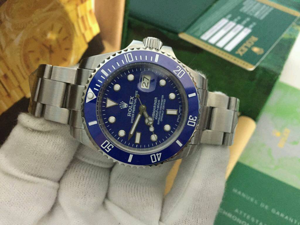 Rolex submariner blue dial in upton park london gumtree for Submariner rolex blue