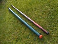 Daiwa 12.5m Match Fishing Pole + 3 Power Kits(20+Elastics)