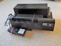 Slide Projector and magazines/boxes