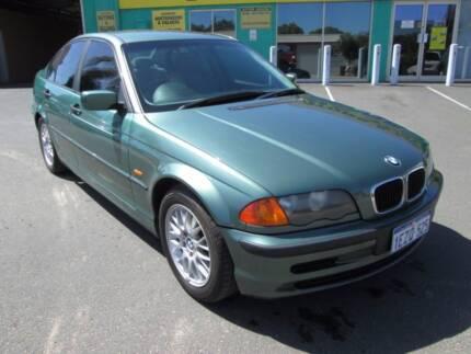 1999 BMW 3 Sedan