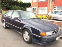 Saab 9000 2.0 EcoPower CSE 5dr £599 TURBO 1993 (K reg), Hatchback