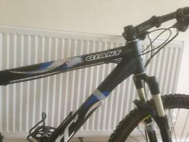 Giant mountain bike xtc2
