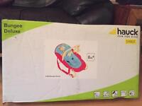 Hauck Bungee Deluxe Baby bouncer chair - brand new in box