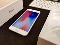 iPhone 7 Plus (unlocked) 128GB - Gold - Warranty