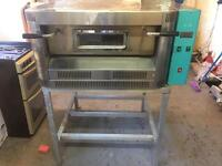 Pizza oven gas G4 33