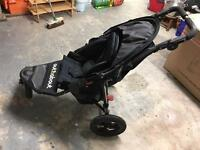 Off road pushchair