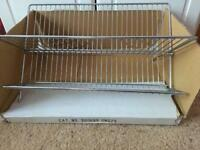 Dish drainer brand new still in box