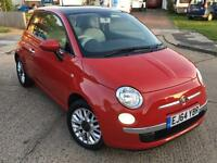 Fiat 500 Lounge - 1.2 with Full Service History and 1 Previous Owner