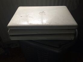 3 MacBooks for parts