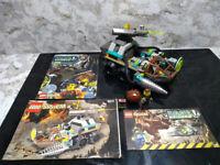 LEGO 4970 ROCK RAIDERS - CHROME CRUSHER