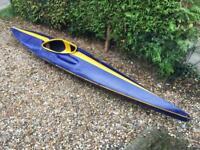 Fibreglass Kayak / Canoe - Teenager / Small Adult