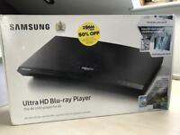 Samsung 4K UHD Blu-ray Player UBD-M900