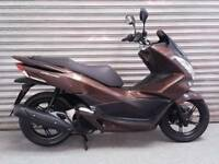 2014 HONDA PCX125 FSH ONE OWNER