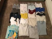 Mens XXL tshirt bundle - 23 items