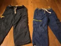 Boys clothes, 30 items ,mini Boden, joules, M&s,next age 3/4