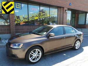 2014 Volkswagen Jetta 2.0L C-LINE, 17 WHEELS, SUNROOF, BLUETOOTH